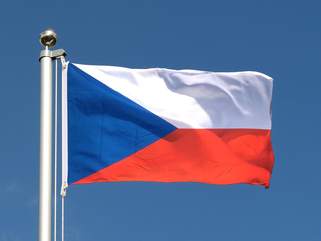 Tschechien Flagge - Tschechische Fahne kaufen ...