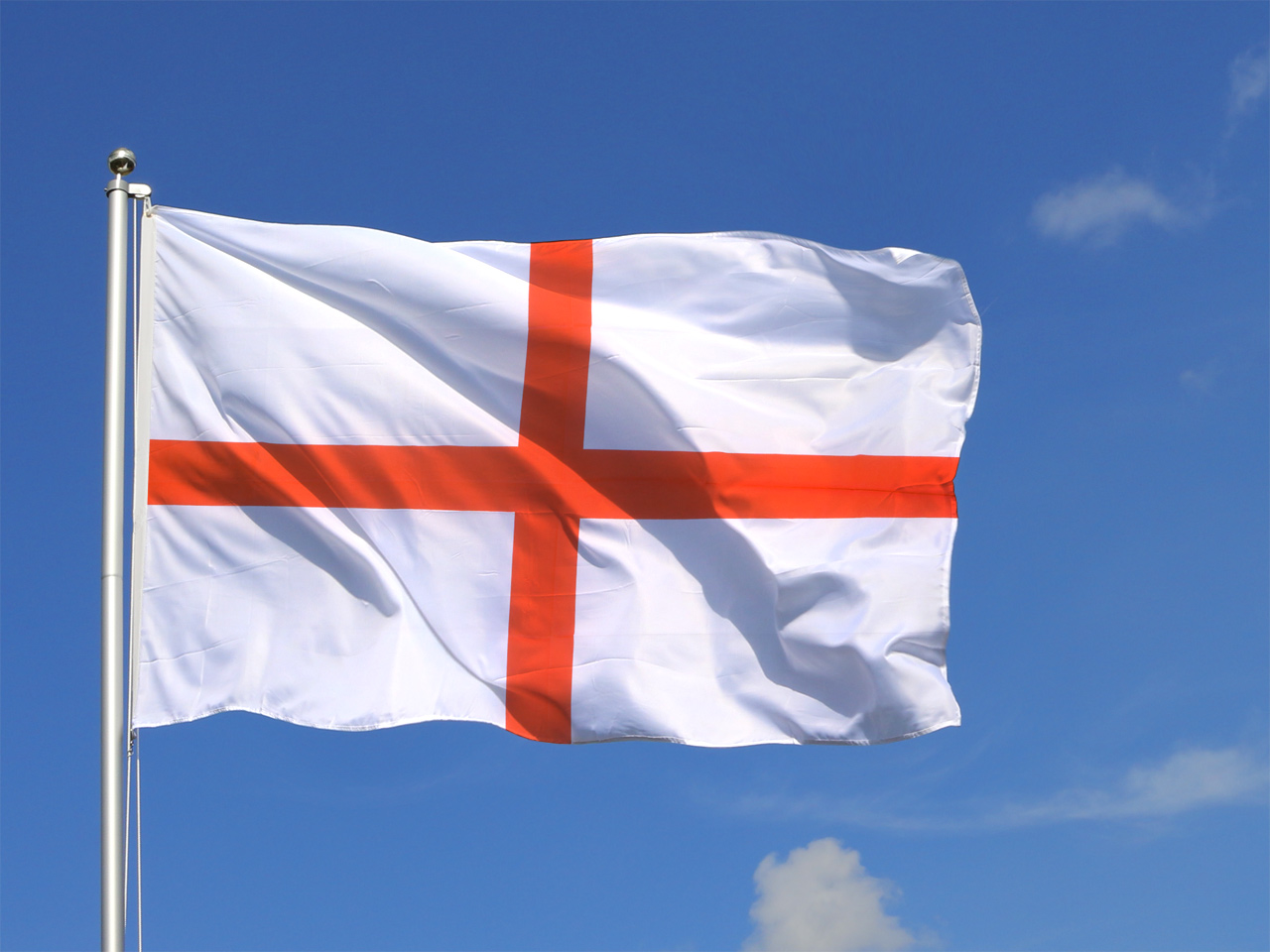 150 M To Ft Large England St George Flag 5x8 Ft Royal Flags