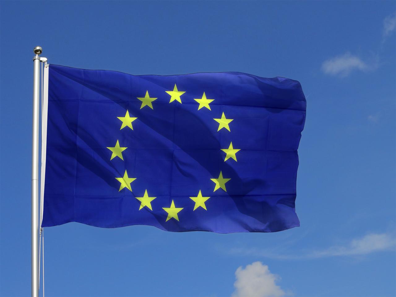 Drapeau Union européenne UE - Acheter drapeaux européens