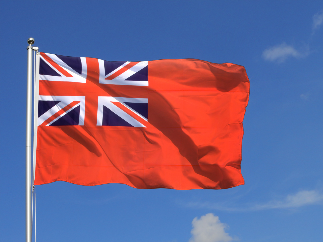 Red Ensign Flag For Sale Buy Online At Royal Flags