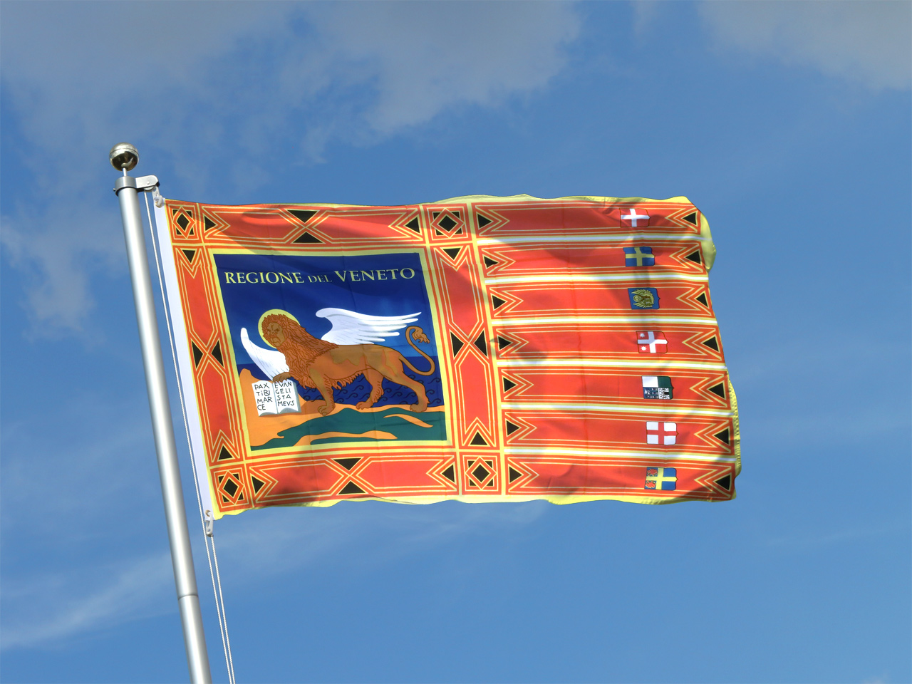 Veneto Italy Italy Veneto Flag 3 ft x 5