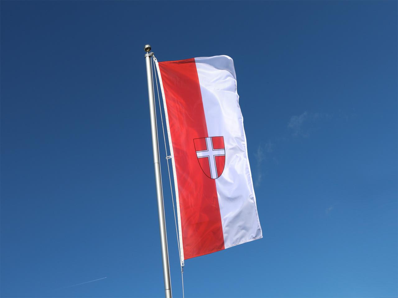 Flagge Wien