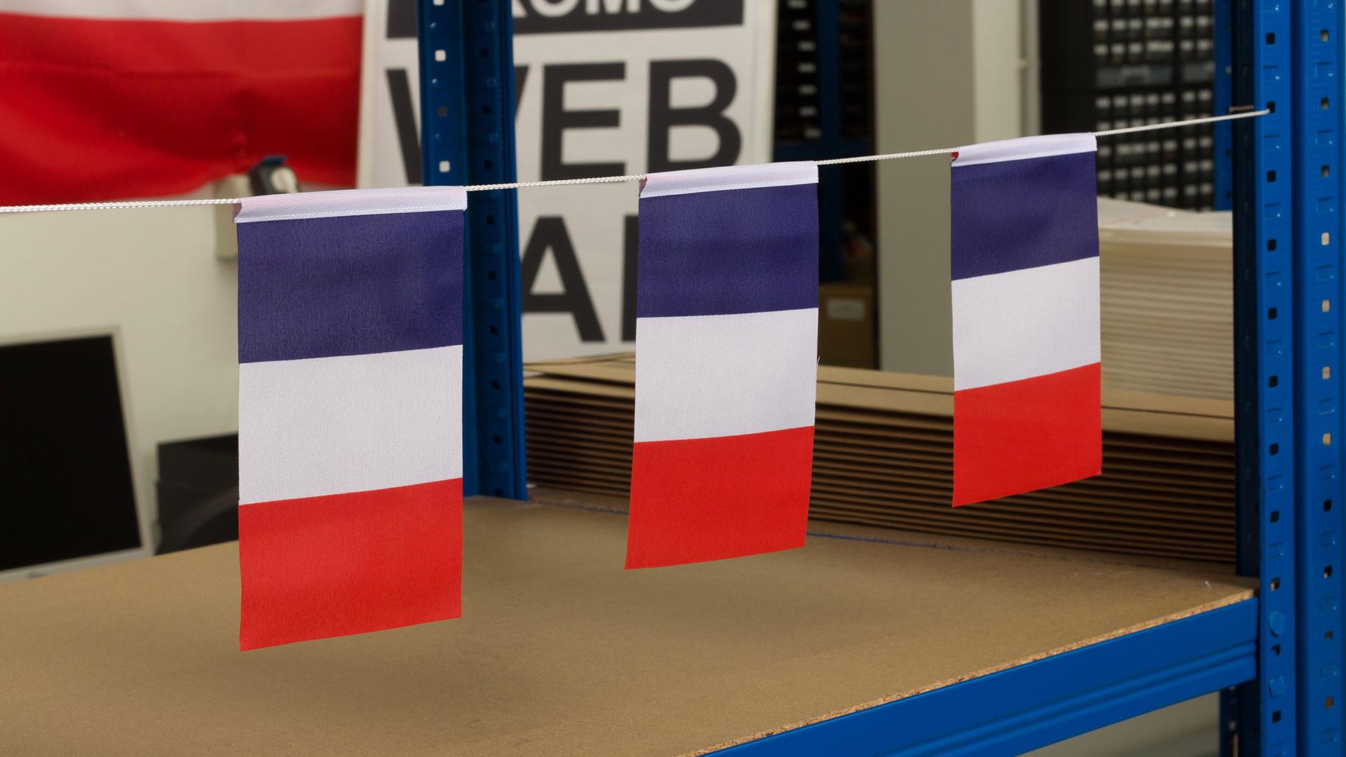 Frankreich f hnchen 10 x 15 cm flaggenplatz Dekoration frankreich