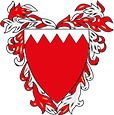 Coat of arms of Bahrain