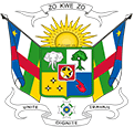 Coat of arms of Central African Republic