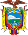 Coat of arms of Ecuador