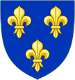 Coat of arms of France