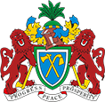 Coat of arms of Gambia