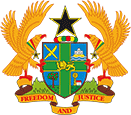 Coat of arms of Ghana