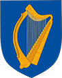 Coat of arms of Ireland