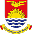 Coat of arms of Kiribati