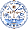 Coat of arms of Marshall Islands