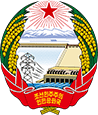 Coat of arms of North corea