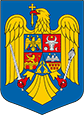 Coat of arms of Rumania