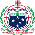 Coat of arms of Samoa