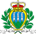 Coat of arms of San Marino