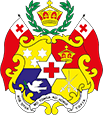 Coat of arms of Tonga