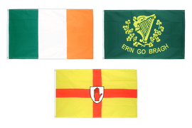 Flags of Ireland