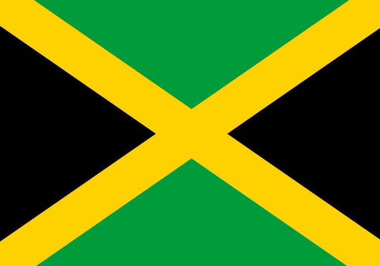 Jamaica Flagge